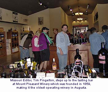 Mount Pleasant Winery