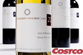 Cameron Hughes wines are sold exclusively at Costco.