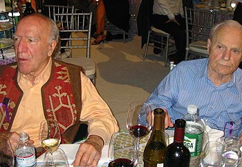 Robert and Peter Mondavi