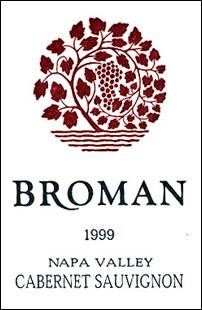 Broman Cellars Napa Valley Cabernet Sauvignon
