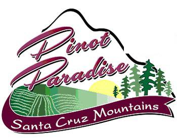 Santa Cruz Mountains Pinot Paradise