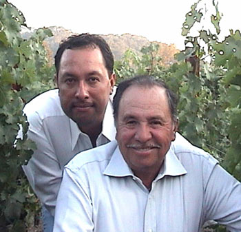 Renteria Family of Napa Valley 