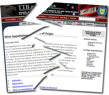 The Tax and Trade Bureau's AVA process is broken.