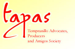 The Tempranillo Advocates, Producers and Amigos Society