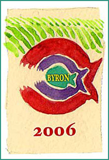 Bryon Winery has had numerous owners but the wine quality remained strong.