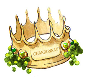 Monterey County is where Chardonnay is king