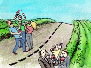 Alan Goldfarb on the generation gap of wine