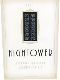 Hightower Cellars in Red Mountain AVA