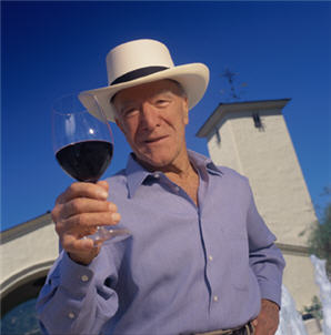 Robert Mondavi the icon