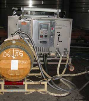 Reverse osmosis is one way to cut alcohol levels in wine.
