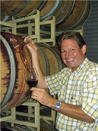 Rob Hunter winemaker Bennett Lane Winery